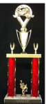 2-Post Trophy Racing Trophy Awards
